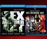 SEX MURDER ART – The Films of Jorg Buttgereit  Reviewed by 'Scratchy' Pete Ellott