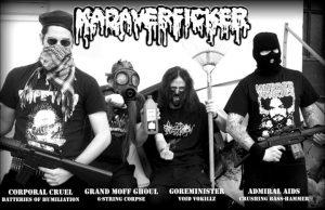 Kadaverficker The Movie (2016) Extreme Horror Cinema