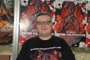 Filmmaker Marc Rohnstock