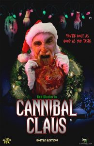 Cannibal Clause (2016) Extreme Horror Cinema