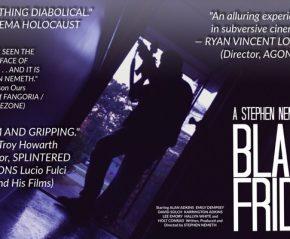 Celebrating 'BLACK FRIDAY' with Stephen Nemeth
